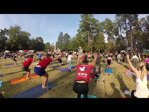 FREED-OM Yoga Festival 2015, Pinehurst North Carolina