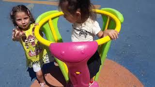 Çocuk Parkında Geldik ve Eğlenceli Oyunlar Oynadık - INDOOR PLAYGROUND KIDS FAMILY FUN