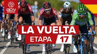 La Vuelta a España 2019 17ª etapa: Aranda de Duero – Guadalajara   GCN Racing
