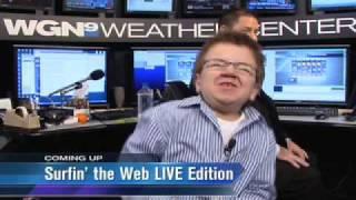 keenan the lip synching kid on wgn morning news