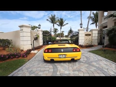 $50 Million Mansion 20 Car Underground Garage