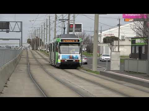 4k - 9 Historical Facts About Melbourne Tram Route 59 Airport West