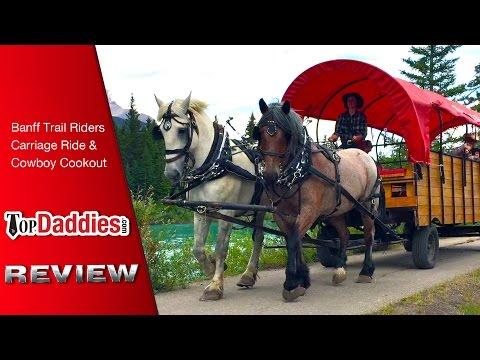 Wagon Ride & Cowboy Cookout Tour In Banff, Alberta