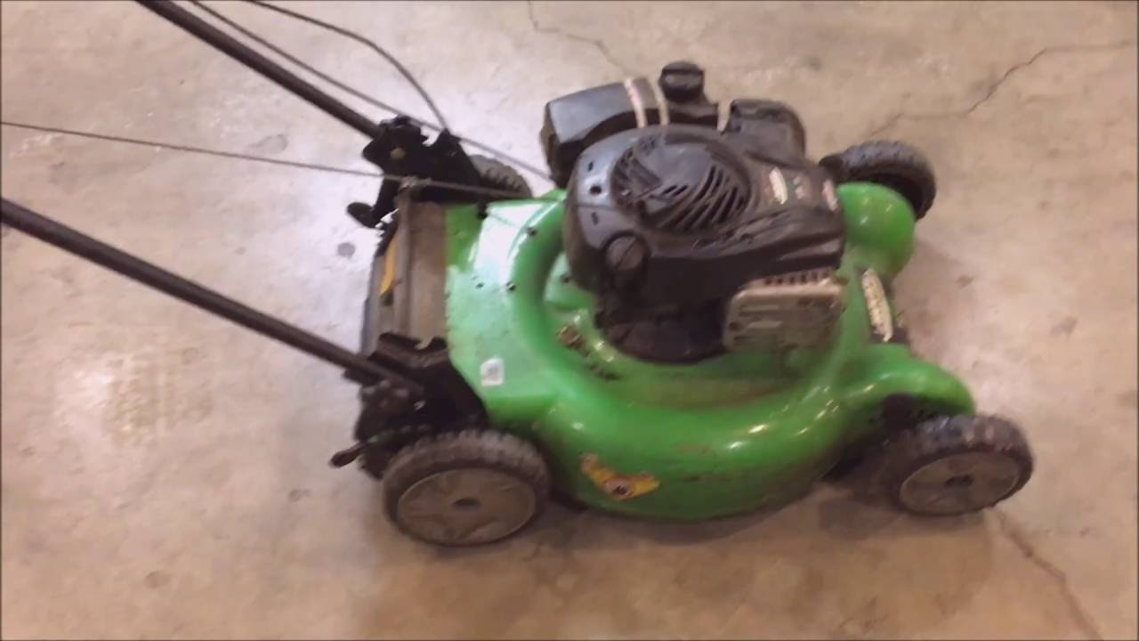 Lawn Boy And Toro Self Propel Mower Cable And Drive Belt