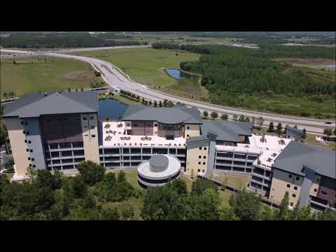 Fly Pasco Hernando State College Drone Tour May 8th 2021 #flywesleychapel