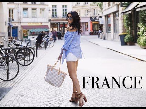 TRAVEL DIARY: FRANCE    Teni Panosian
