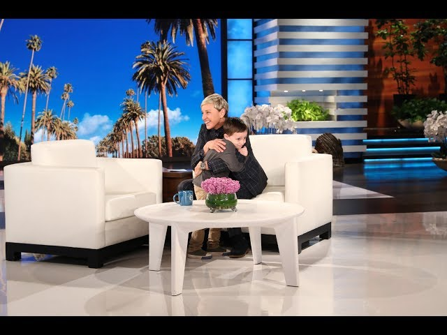Ellen Revisits Favorite Moments with Her Kid Guests