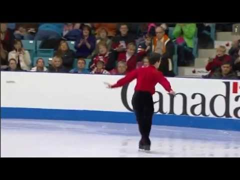 Patrick Chan 2012 Canadian Nationals free program