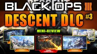 BO3 Descent DLC Mini-Review: Better than Eclipse? | Empire/Berserk/Rumble/Cryogen Gameplay