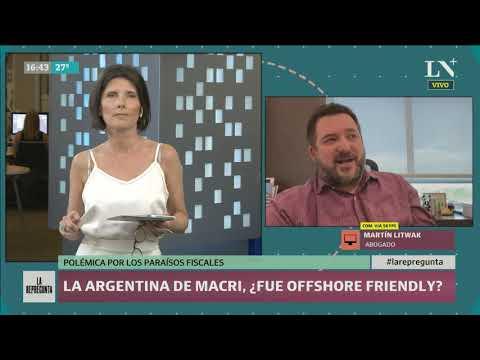 Paraísos fiscales: la Argentina de Macri, ¿fue offshore friendly?