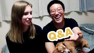 CZY W KOREI MIESZKA SIĘ RAZEM PRZED ŚLUBEM?  Q&A [Pyra w Korei]