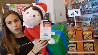 Last Minute Christmas Shopping At Toys R Us With Reborn Baby Part 1