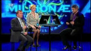 Live fra Bremen: Hvem vil være millionær med Lars Løkke og Helle Thorning