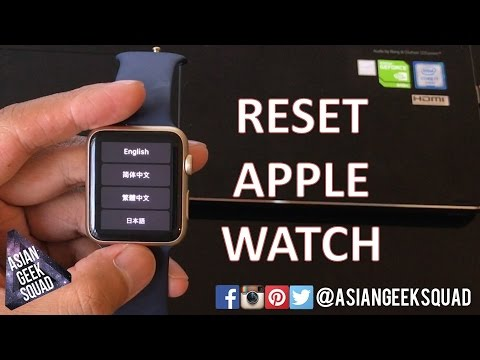 apple iphone restore how to reset format apple series 1 and series 2 4593