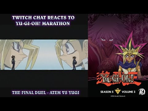 Twitch Chat Reacts to Yu-Gi-Oh!: The Final Duel