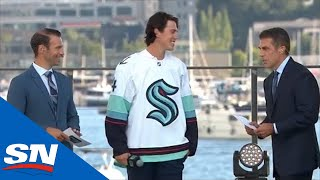 Haydn Fleury Highlights Seattle Kraken's Selections From Pacific Division