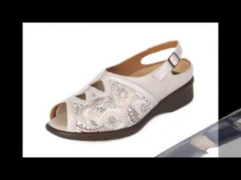 muchas opciones de nueva alta calidad amplia selección de colores Catálogo de calzado para pies delicados Primavera Verano 2018