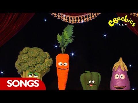 CBeebies: Veggietones Song from The Furchester Hotel