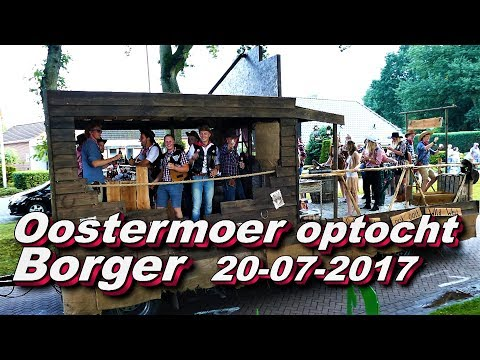 Oostermoer Optocht Borger 20 07 2017
