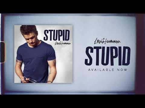 "Levi Hummon - ""Stupid"" (Official Audio)"