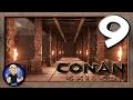 More Base Building! - Conan Exiles E9