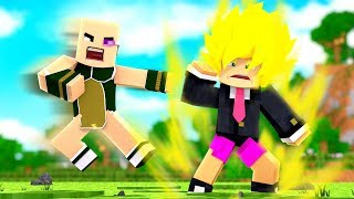 Minecraft:  ENFRENTANDO O NAPA ! - DRAGON BALL Ep.4 ‹ LOKI ›