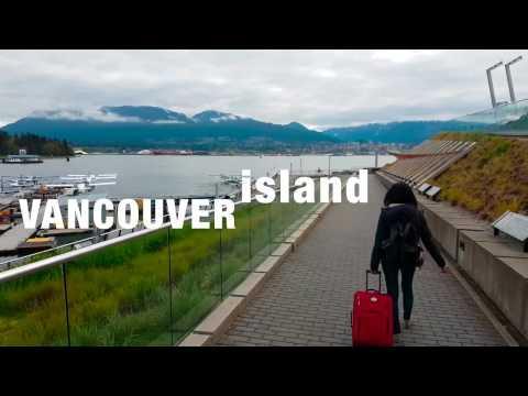 Vancouver Island Weekend Trip (IN 4K)