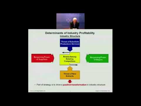 What is strategy Michael E Porter - Michael Porter 2017. mp4