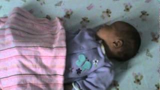 Eat, poop, sleep, cry, eat, poop, sleep.....sleep