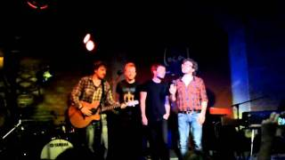 Tim Neuhaus & The Cabinet LIVE @ Local, Vienna - Look At What The Light Did Now (Little Wings Cover)