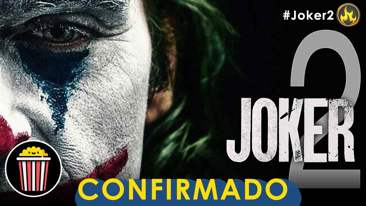 Joker 2 ¿CONFIRMADO?. Habrá dos NUEVAS PELICULAS del JOKER