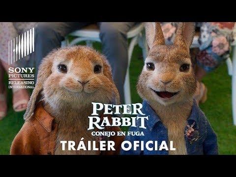 PETER RABBIT: CONEJO EN FUGA | Tráiler en español (HD)