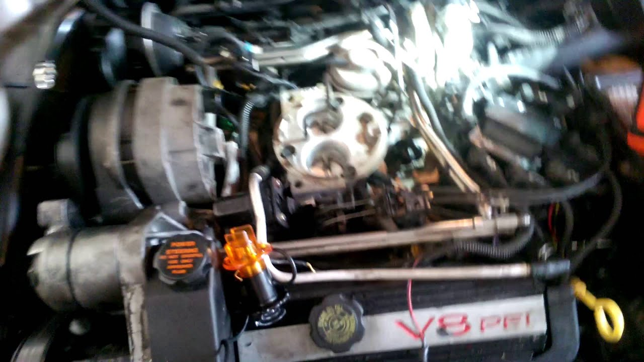small resolution of 92 4 9 cadillac deville engine miss testing fuel injector signal with noid tester
