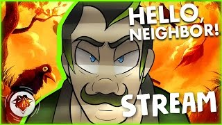 HELLO NEIGHBOR | BASEMENT DWELLING 101 | DAGames