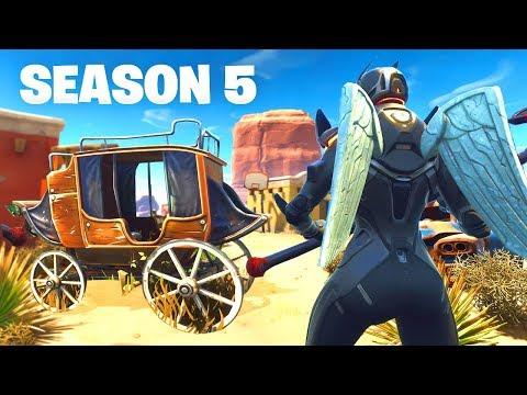 The Season 5 Fortnite DESERT.. thumbnail