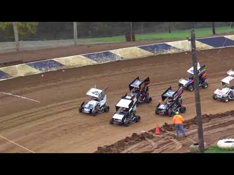 Path Valley Speedway 600s Heat  10-14-17
