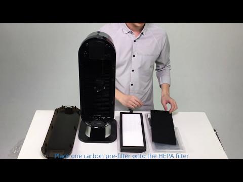Instruction Video – VEVA 8000 Elite Pro Series Air Purifier