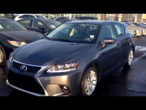 2014 Lexus CT 200h Hybrid Review