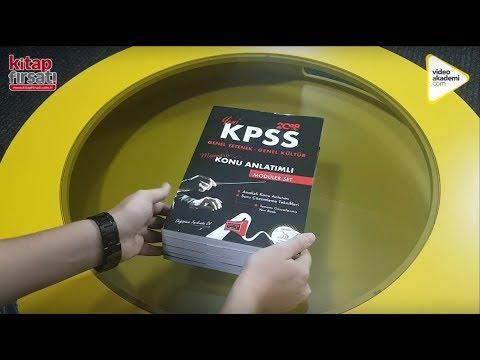 2018 KPSS Maestro Genel Yetenek Genel Kültür Konu Anlatımlı Modüler Set Yargı Yayınları