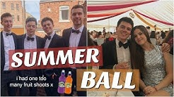 what REALLY happens at summer ball (uni students being annoying for 5 minutes straight)