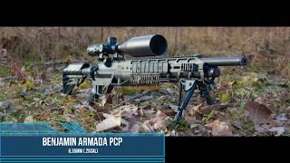 Video Benjamin Armada 6,35mm .25 PCP Air Rifle download MP3, 3GP, MP4, WEBM, AVI, FLV November 2018