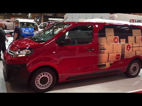 Citroen Dispatch M Enterprise - Van Leasing - Vanarama At The CV Show
