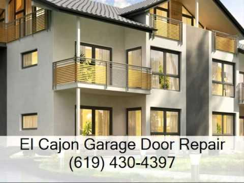 $19 SVC | 24/7 Garage Door Repair El Cajon CA | (619) 430 4397