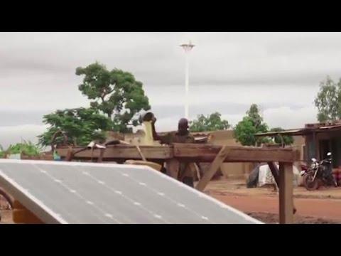 Afrique, Financement des projets du secteur des énergies renouvelables