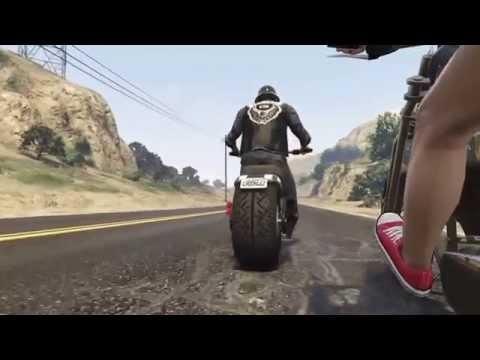 Lana Del Rey - Ride (GTA V)