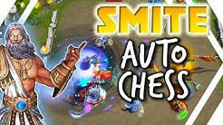 NEW SMITE Auto Chess Game! SMITE Spinoff: PROPHECY! Hand Of The Gods 2.0?