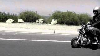 Honda monkey clone 125cc