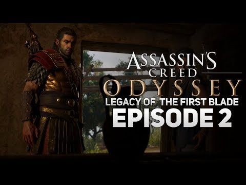 Assassin's Creed Odyssey: Legacy of the First Blade, 'Shadow Heritage' [LIVE/PC] - Playthrough thumbnail
