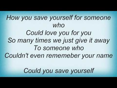 Sense Field - Save Yourself Lyrics