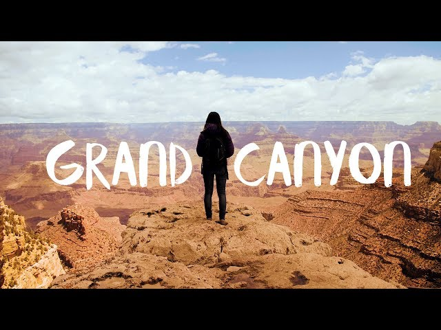 Grand Canyon National Park - A wander through the magnificent south rim.